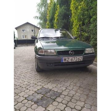 Opel astra classic 1.4 pb+lpg