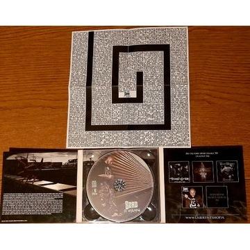 Płyta CD SZAD 21 GRAMÓW PIERWSZE WYDANIE AUTOGRAF