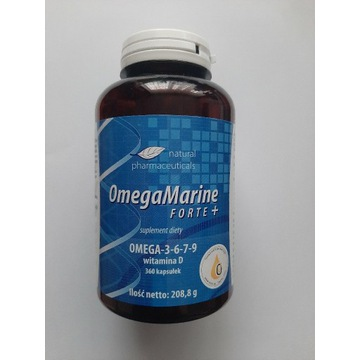 OmegaMarine Forte +