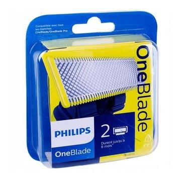 2 x Ostrza wymienne Philips One Blade QP220/55