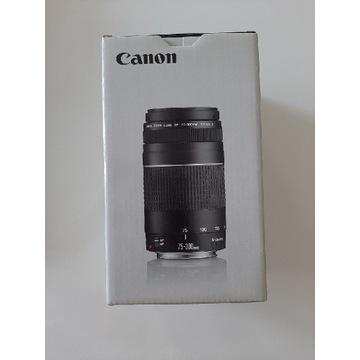 Obiektyw Canon EF 75-300mm f/4-5.6 III