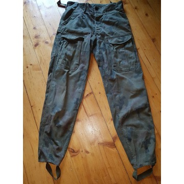 Mundur,Spodnie 127A/MON WZ.93