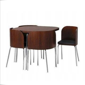 IKEA stół i 4 krzesła