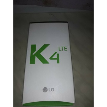 LG K4 pudelko.