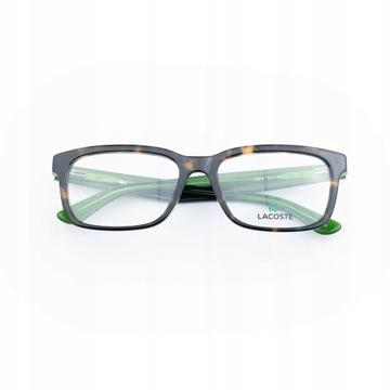 Oprawki korekcyjne okulary Lacoste