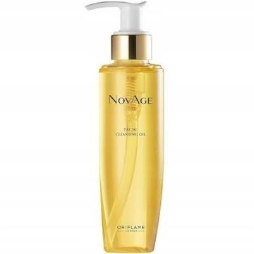 Oczyszczający olejek do twarzy NovAge Polecam