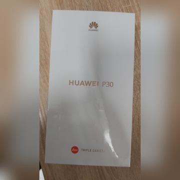 Huawei P30 128gb czarny