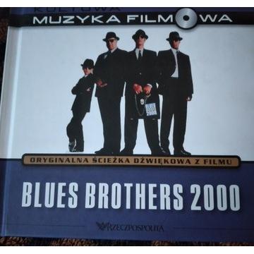 """""""Blues Brothers 2000"""" ścieżka dźwiękowa"""