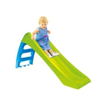 Zjeżdżalnia Ogrodowa dla dzieci ze ślizgiem wodnym