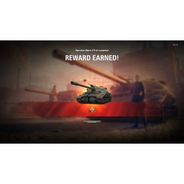 World of tanks misje na 279 early, chimera, excali