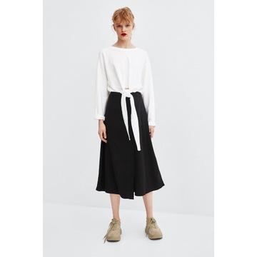 ZARA spódnico-spodnie kuloty 7/8 *S