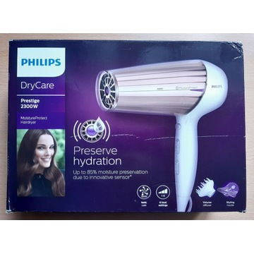 Philips Moisture Protect Dry HP8280 - suszarka