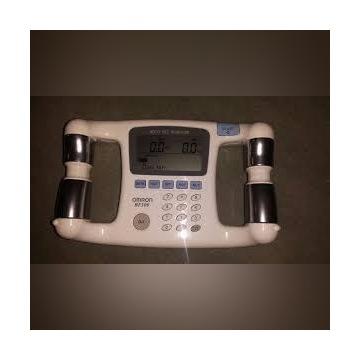 Body fat monitor.