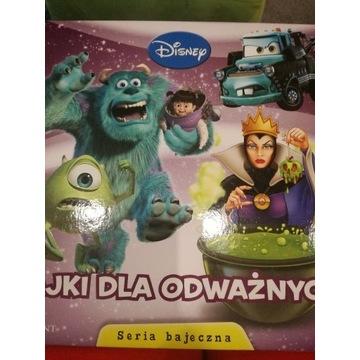 Disney Książki dla odważnych