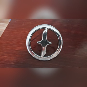 Emblemat znaczek Polonez metal idealny