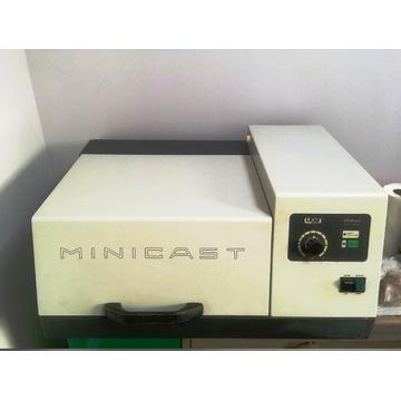 Wirówka Minicast Ugin do metalu