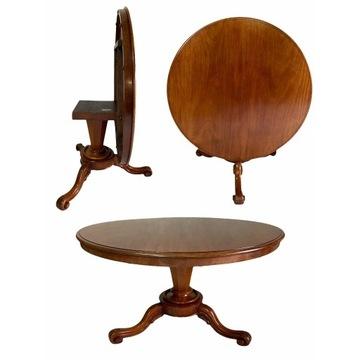UNIKAT stół Ludwik Filip IDEAŁ Francja XIX wiek