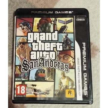GTA: SAN ANDREAS PC Polska wersja językowa