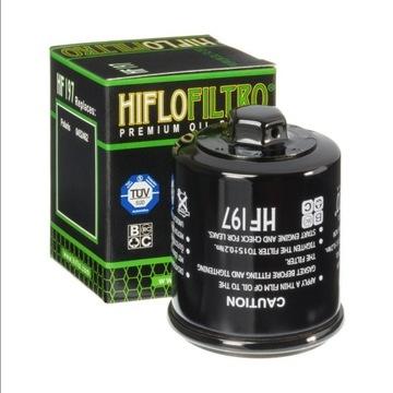 Filtr oleju Hilo Filtro HF197