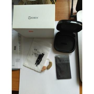aparat słuchowy marki Widex , 6 szt baterii gratis