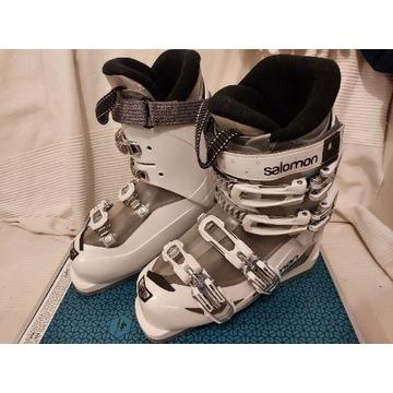 Buty narciarskie damskie Salomon Divine HS rozm 23