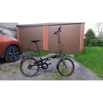 rower składany składak romet Wigry 7