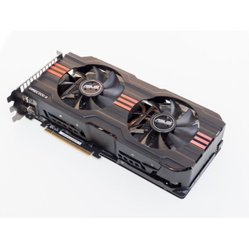 AMD Radeon HD7970 3GB  -  (porównywalna do 1050TI)