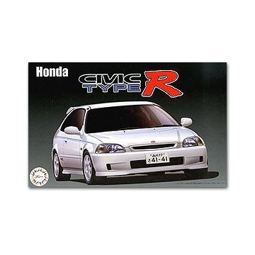 Honda Civic Type R Late Ver (EK9) 1/24 Fujimi