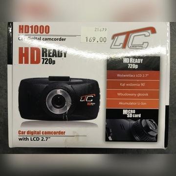 Kamera Samochodowa LTC HD1000 HD REJESTRATOR   8GB