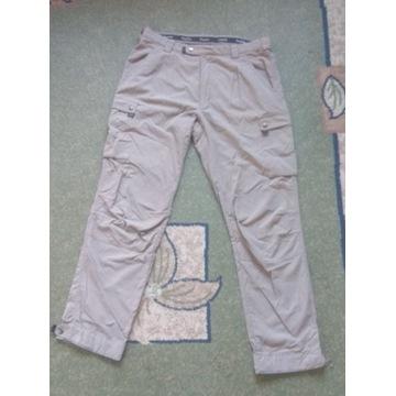 Spodnie bojówki z kieszeniami HAGLOFS 52 L/XL Finl
