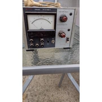Zasilacz UNITRA ZT-980-2