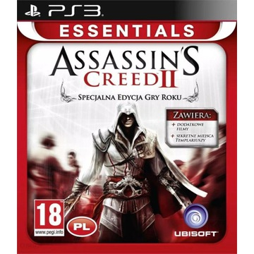 Assasins Creed II PL PS3