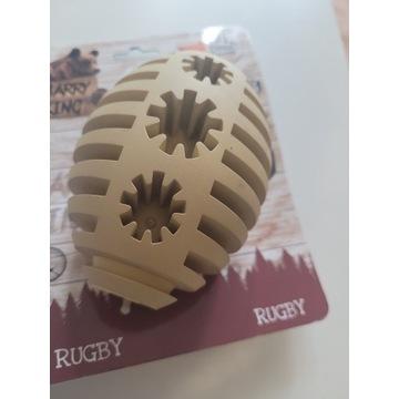 Barry King Rugby zabawka dla psa na przysmaki M