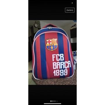 Tornister szkolny FC Barcelona