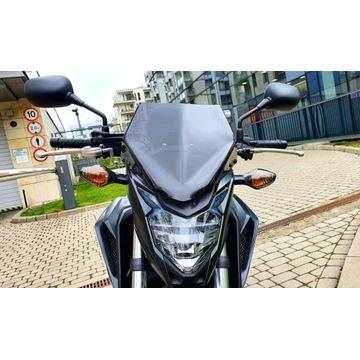 Owiewka - szyba Honda CB 500F niska miejska