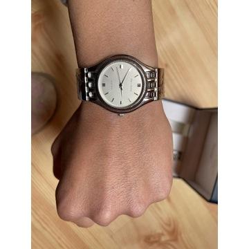 Zestaw dwóch zegarków Paris Delon Swiss