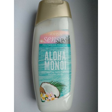 Żel pod prysznic Aloha Monoi 250ml