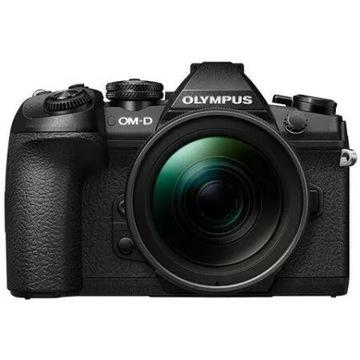 Olympus OM-D E-M1 II Czarny + 12-40mm f/2.8 PRO