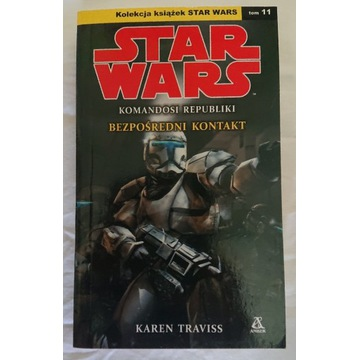 Star wars-komandosi republiki bezposredni kontakt