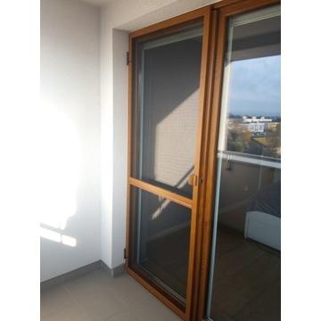 Moskitiera dzwi balkonowe