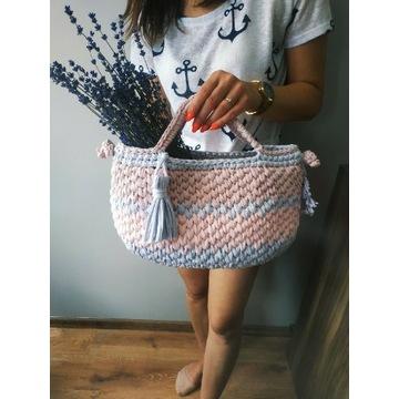 Wakacyjna torebka Handmade
