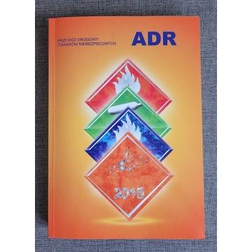 Przewóz drogowy towarów niebezpiecznych ADR 2015