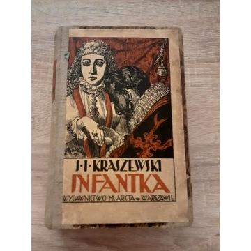 Infantka Ignacy Kraszewski 1929