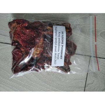 Pomidory suszone 100 gram