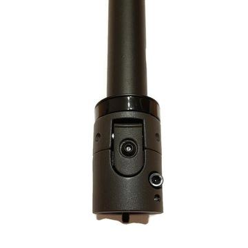 M365 PRO sztyca rura zaczep kolumna kierownicy ORG