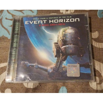 Event Horizon OST CD Michael Kamen Orbital
