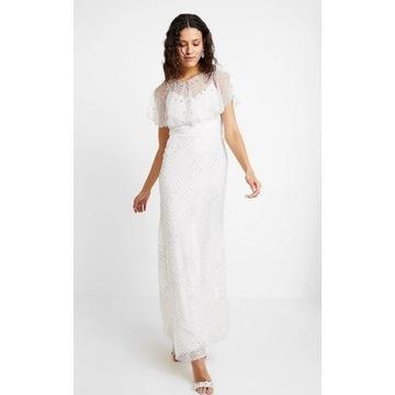 Sukienka ślubna marki lace&beads