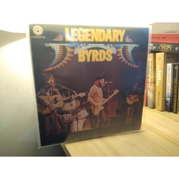 Legendary Byrds winyl płyta winylowa LP