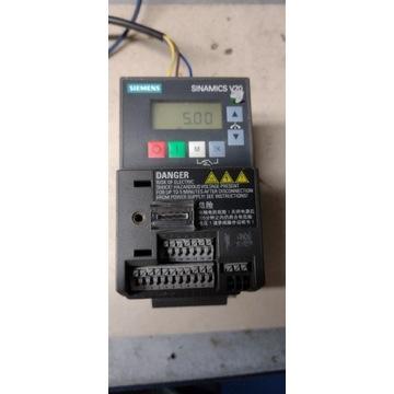 FALOWNIK Siemens 6SL3210-5BB17-5BV1 0.75