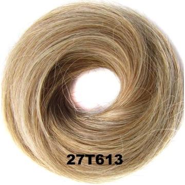 Gumka do włosów koczek kok - kolor 27T613#